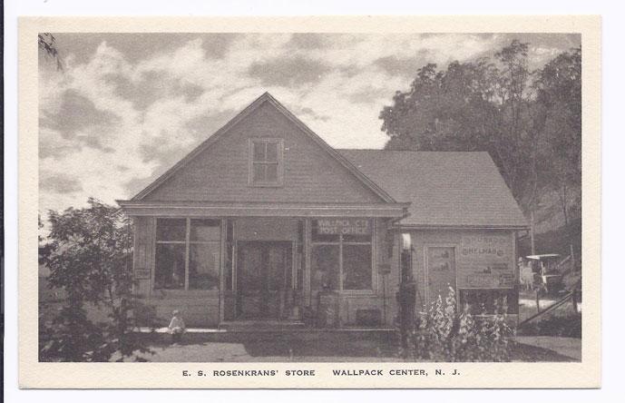 Memories of Walpack