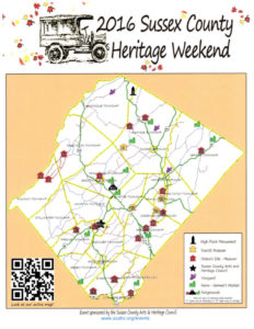 Sussex County Heritage Weekend