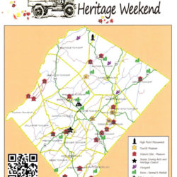 The 6th Annual Sussex County Heritage Weekend - Oct 8-9