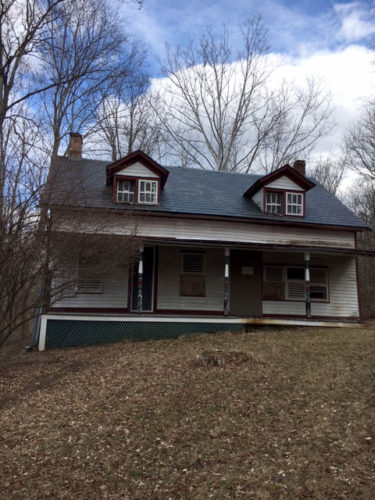 June 25 - The Van Scorder Knight House