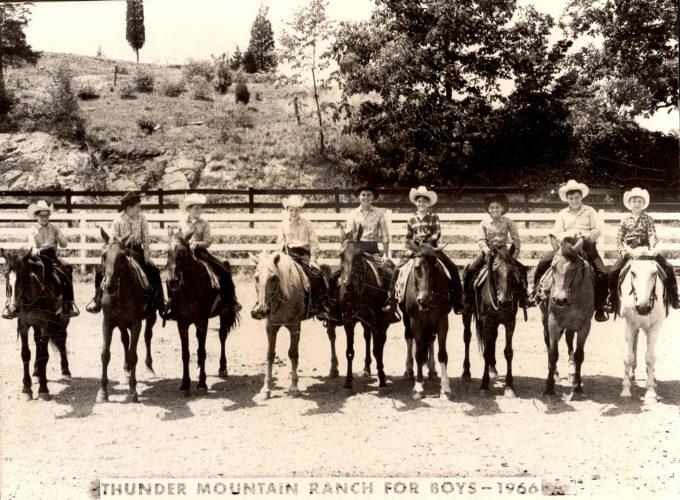 July 16 - Thunder Mountain Ranch